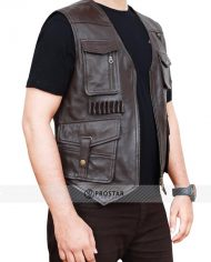 Chris Pratt Jurassic World Vest