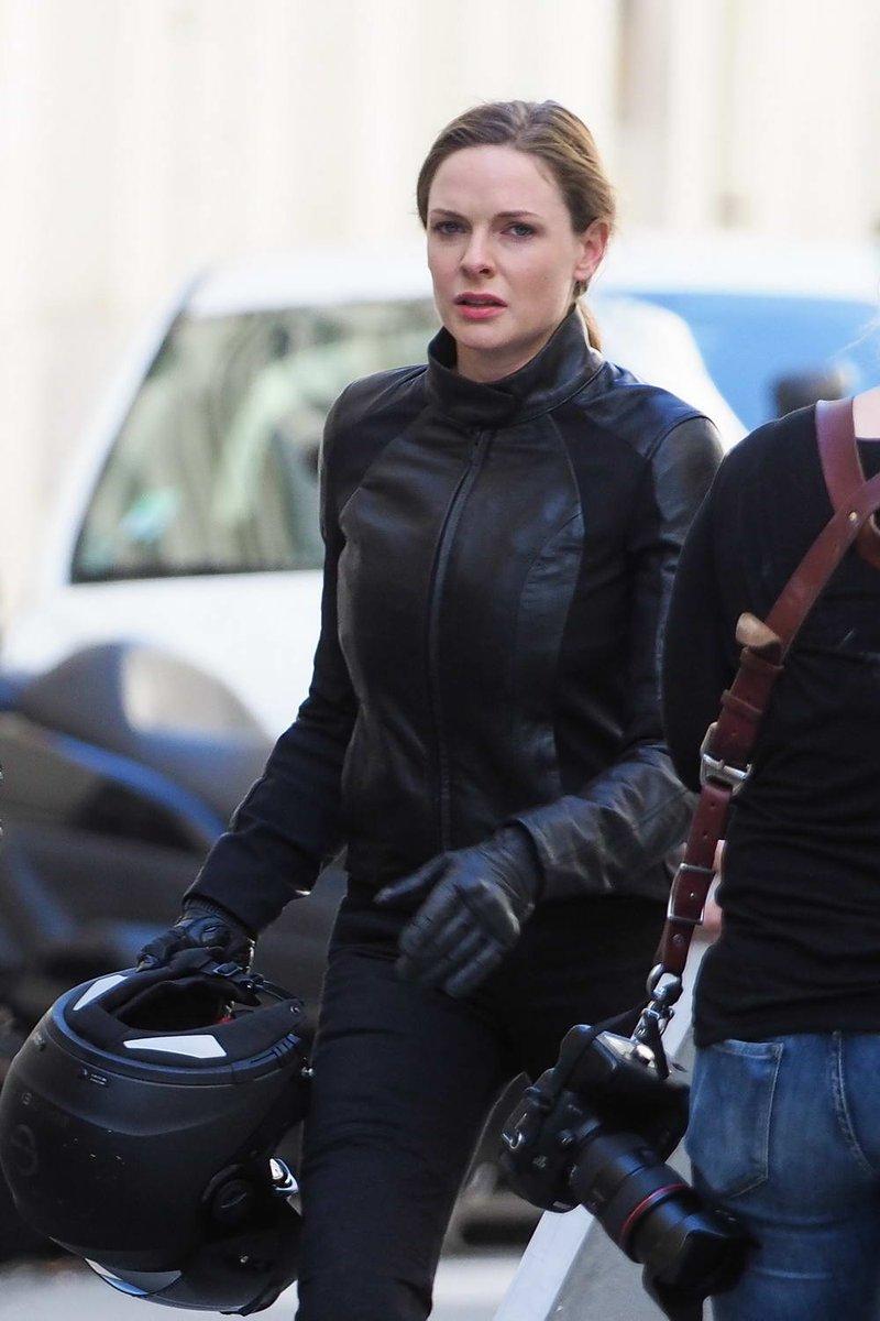 Mission Impossible 6 Rebecca Ferguson Jacket - ProStar Jackets