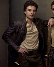 Oscar Isaac's Poe Dameron Jacket