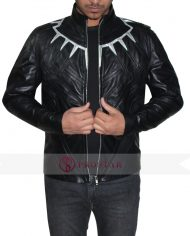 Avengers Infinity War Black Panther Jacket