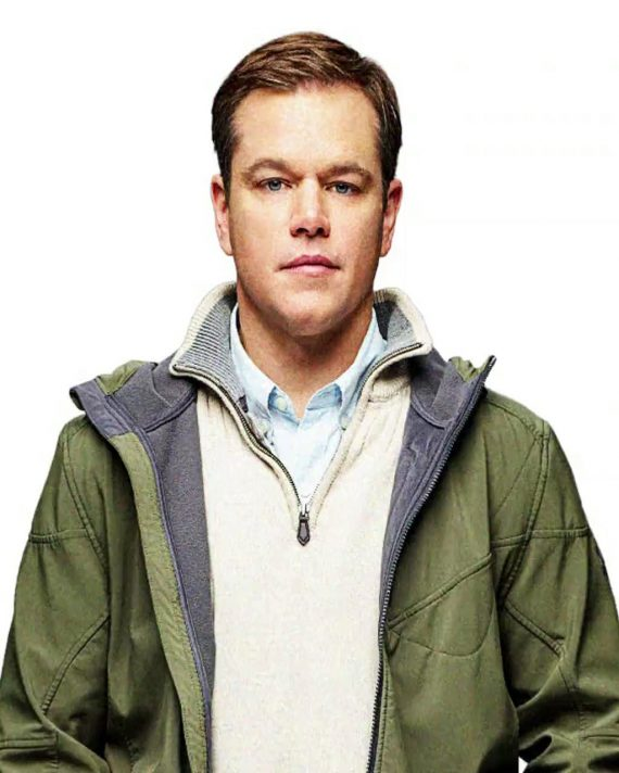 Matt Damon Downsizing Jacket