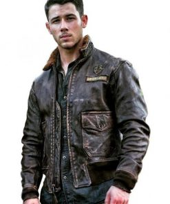 Jumanji Welcome to the Jungle Leather Jacket