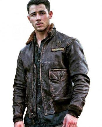 Jumanji Welcome to the Jungle Leather Jacket