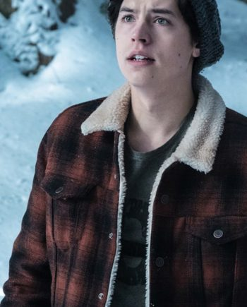 Jughead Jones Riverdale Flannel Jacket
