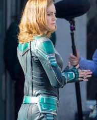 Carol Danvers Captain Marvel Jacket