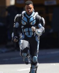 John Boyega Pacific Rim Uprising Leather Jacket