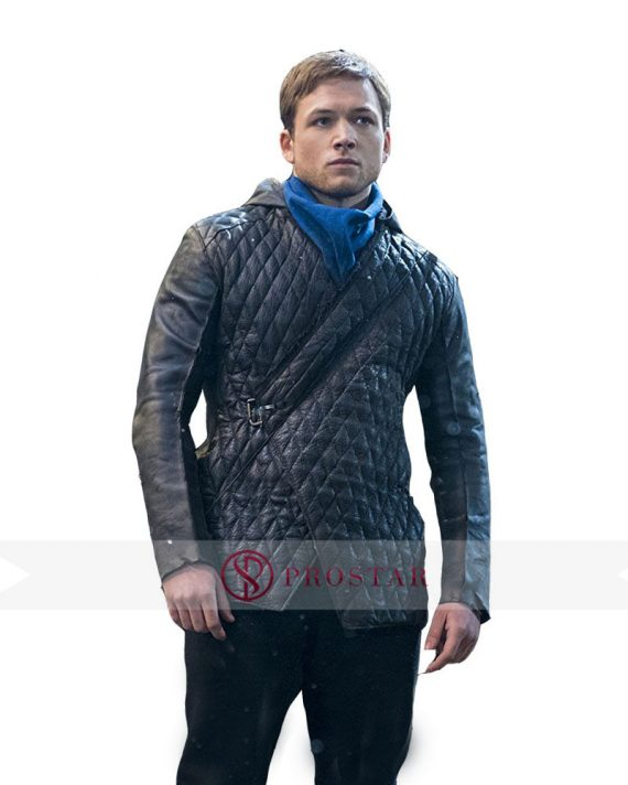 Taron Egerton Robinhood Jacket
