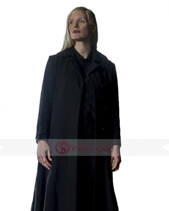 Jessica Chastain X Men Dark Phoenix Smith Coat