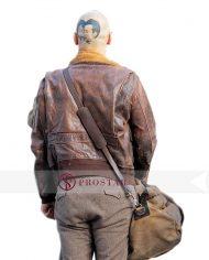 Zeroville James Franco Leather Jacket