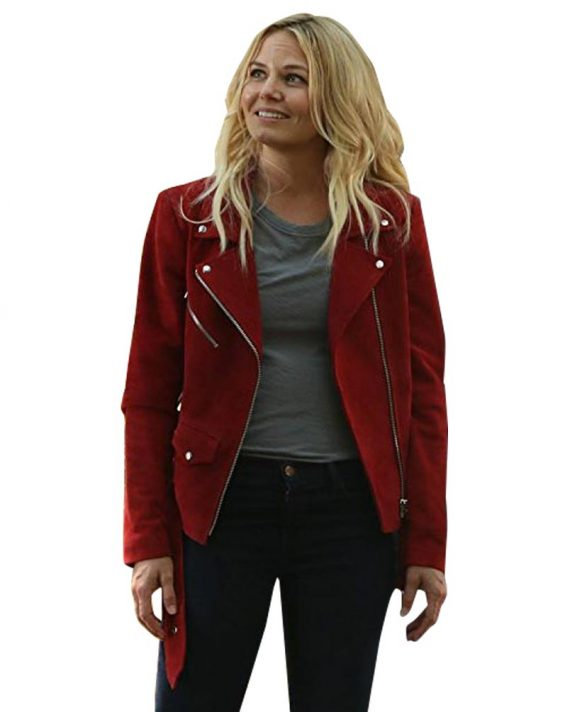 Jennifer Morrison Once Upon A Time Season 7 Jacket