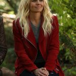 Once Upon A Time Emma Swan S7 Red Jacket