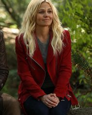 Emma Swan Once Upon a Time Suede Jacket
