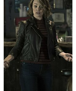 Game Night Rachel McAdams Black Jacket