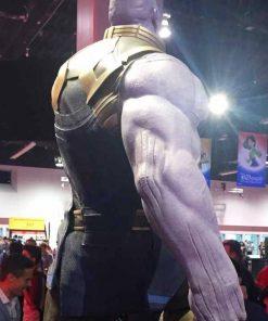 Thanos Leather Vest Infinity War