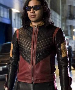 Cisco Ramon Vibe Jacket from The Flash TV Series