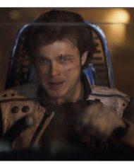 Alden Ehrenreich Han Solo Vest