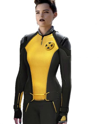 Negasonic Brianna Hildebrand Deadpool 2 Jacket
