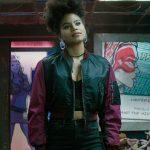 Deadpool 2 Zazie Beetz Domino Jacket