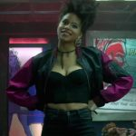 Deadpool 2 Zazie Beetz Jacket