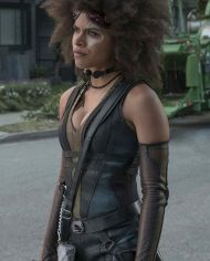 Domino Deadpool 2 Zazie Beetz Vest