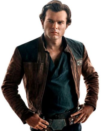 A Star Wars Han Solo Jacket