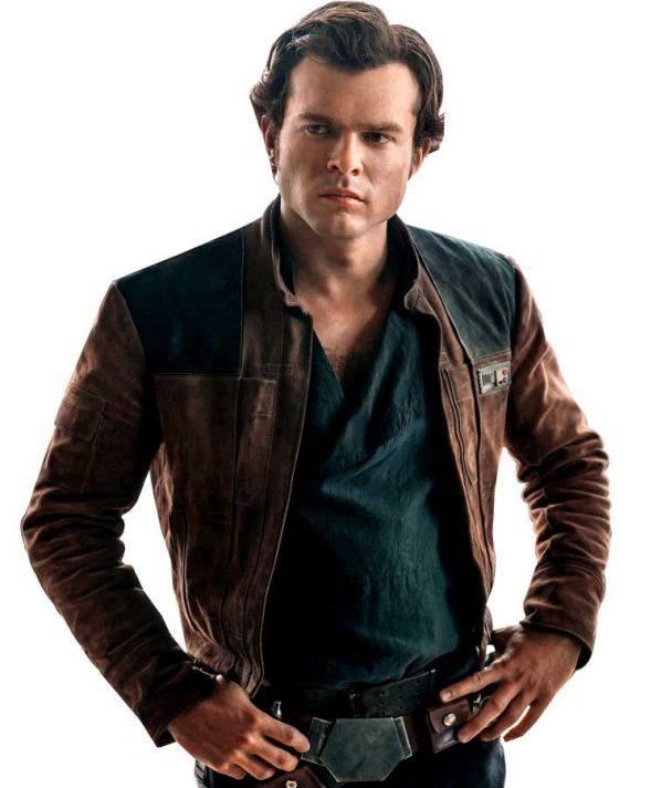 A Star Wars Han Solo Jacket