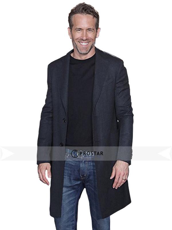 Deadpool 2 Ryan Reynolds Coat