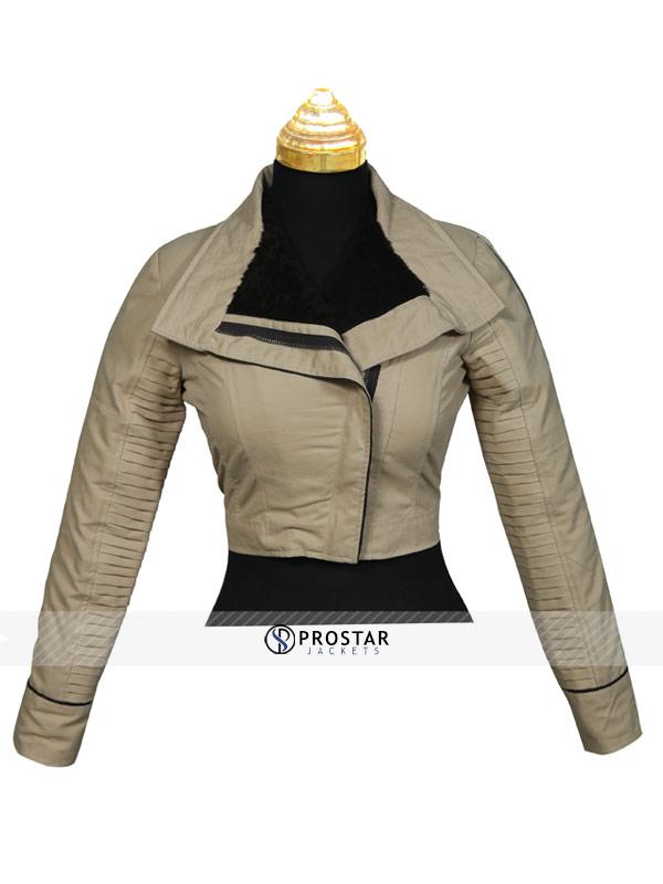 Eimilia Clark Solo a Star Wars Jacket