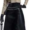 Emilia Clark Solo A Star Wars Qira Jacket