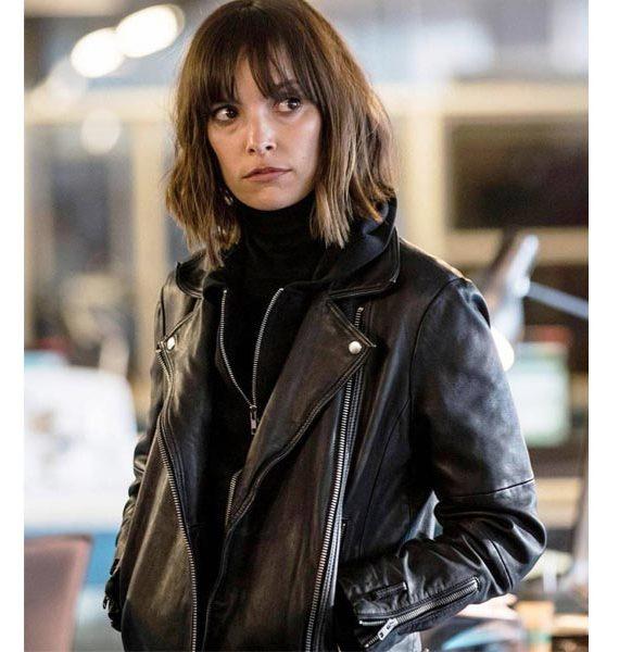 Rellik Elaine Shepard Black Jacket
