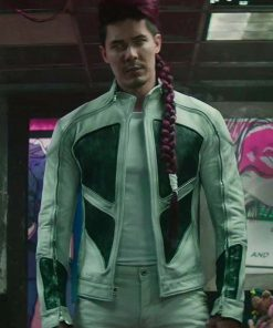 Deadpool 2 Shatterstar Lewis Tan Jacket