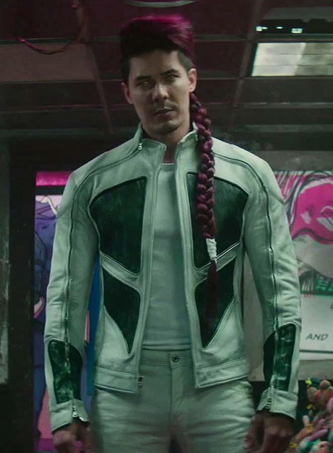 Deadpool 2 Shatterstar Lewis Tan Jacket