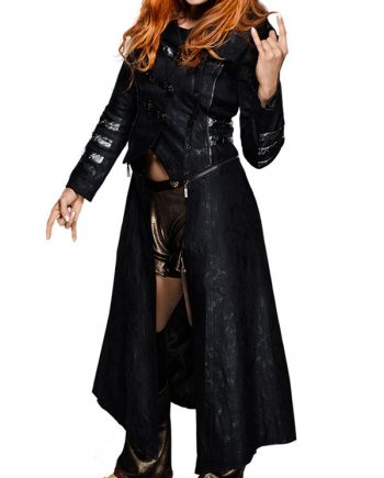 Becky Lynch Wrestler Coat