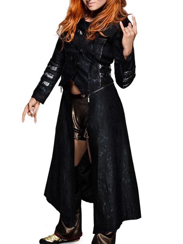 Becky Lynch Wrestler Coat