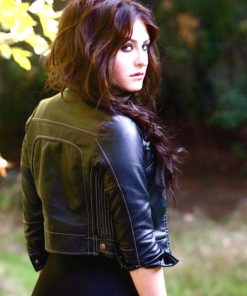 Scout Taylor Compton Get The Girl Jacket