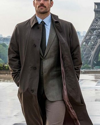 Mission Impossible 6 Long Coat