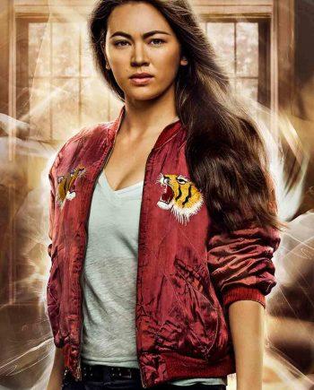 Jessica Henwick Bomber Jacket