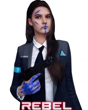 Kara Jacket Detroit Become Human