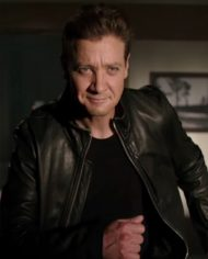 TAG Movie Jeremy Renner Leather Jacket
