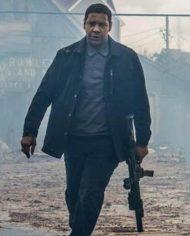Equalizer 2 Denzel Washington Jacket