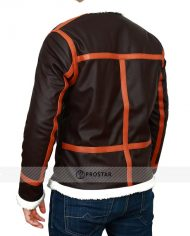 Leon Kennedy Resident Evil 4 Leather Jacket
