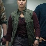 Mile 22 Ronda Rousey Green Vest