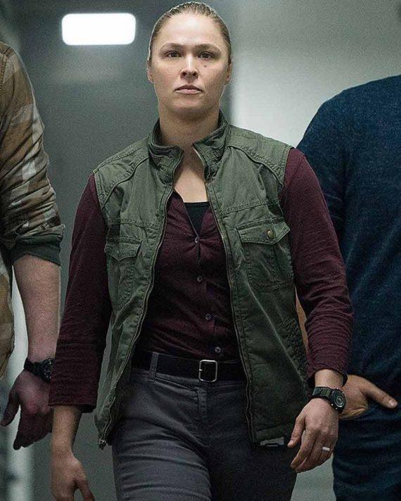 Sam Snow Ronda Rousey Vest
