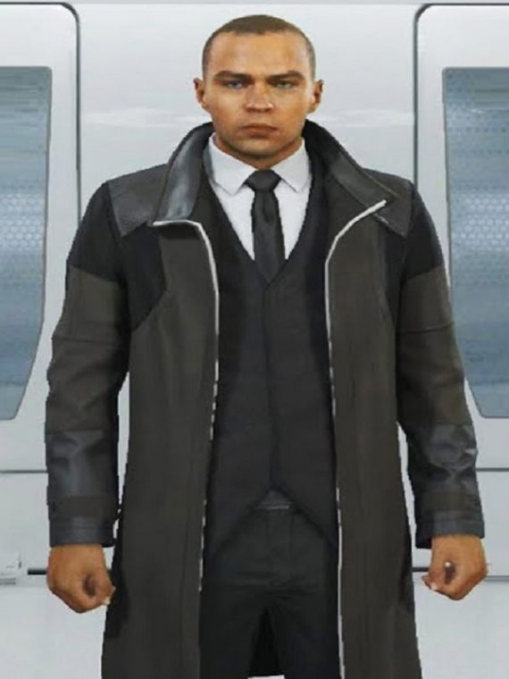 Human Markus Trench Coat