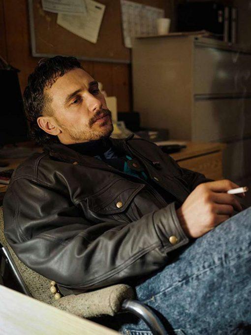 James Franco Leather Jacket