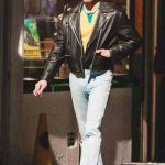 Freddie Mercury Rami Malek Leather Jacket