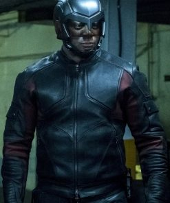 Arrow S06 John Diggle Leather Jacket