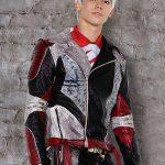 Descendants 2 Cameron Boyce Carlos Leather Jacket