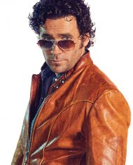 Allan Hawco Caught Jacket