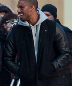 Creed Adonis Johnson Letterman Jacket